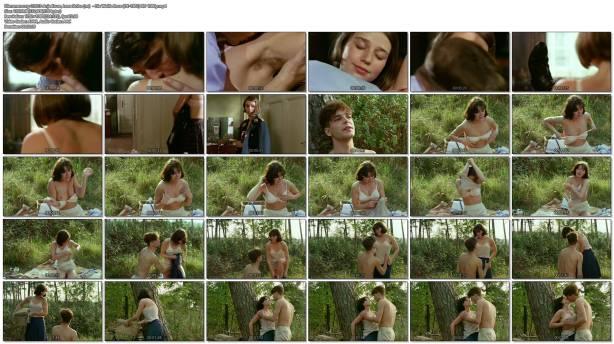 Anja Kruse nude brief topless Lena Stolze hot - Die Weiße Rose (DE-1982) HD 1080p (1)