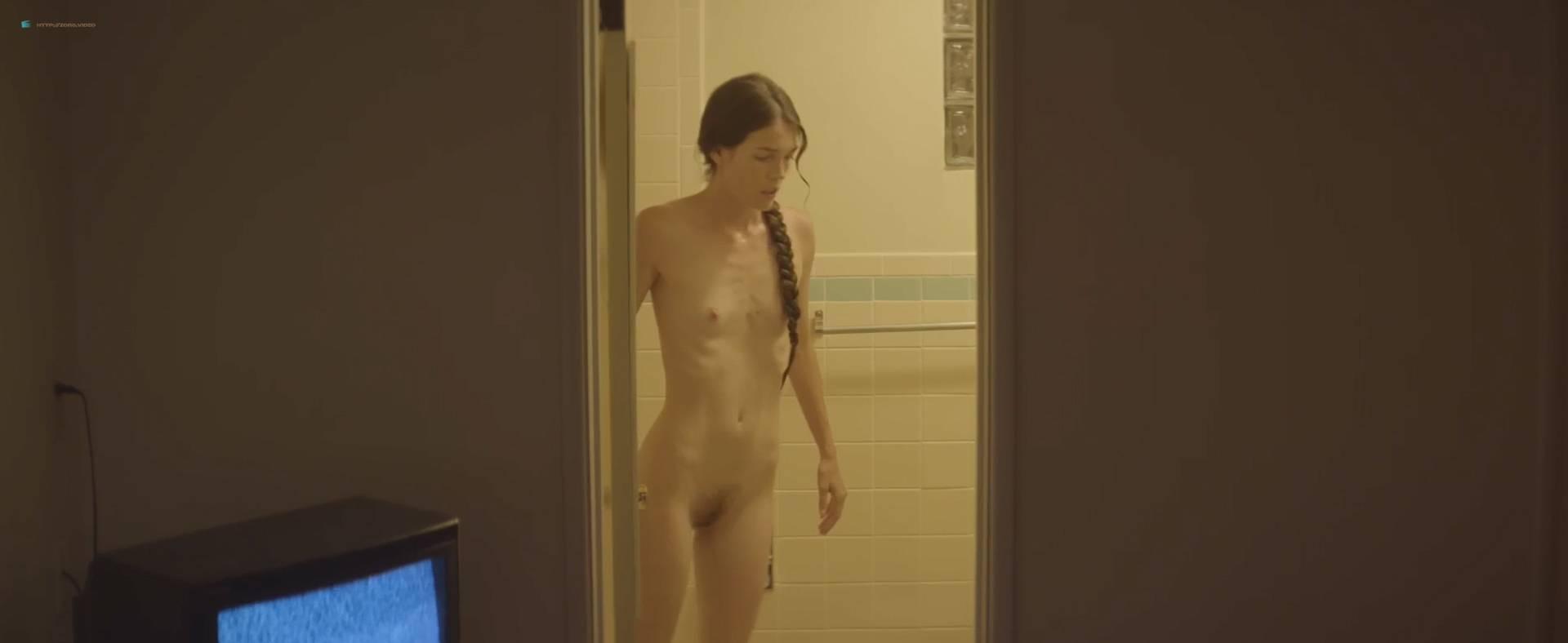 Celia Rowlson-Hall nude full frontal - Ma (2015) HD 1080p Web (10)