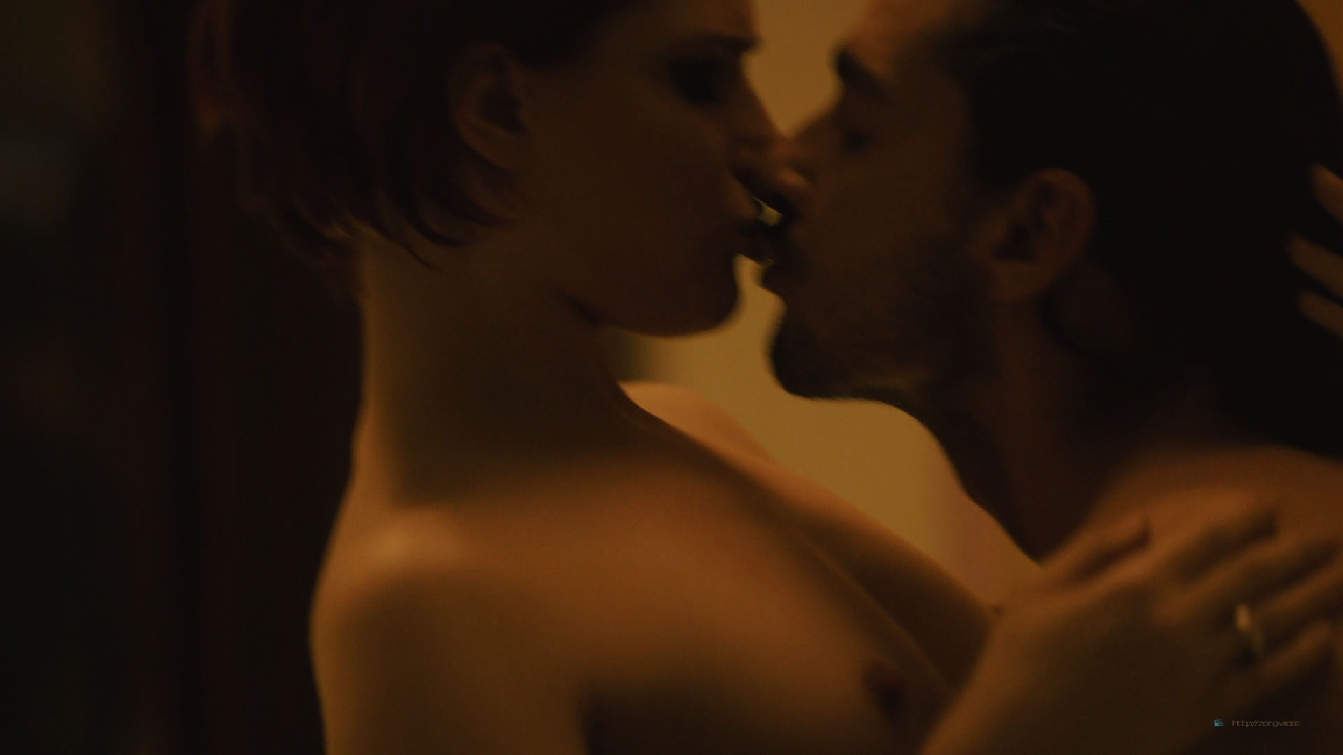 Evan Rachel Wood nude brief topless in sex scene - The Necessary Death of Charlie Countryman (2013) hd1080p BluRay (5)