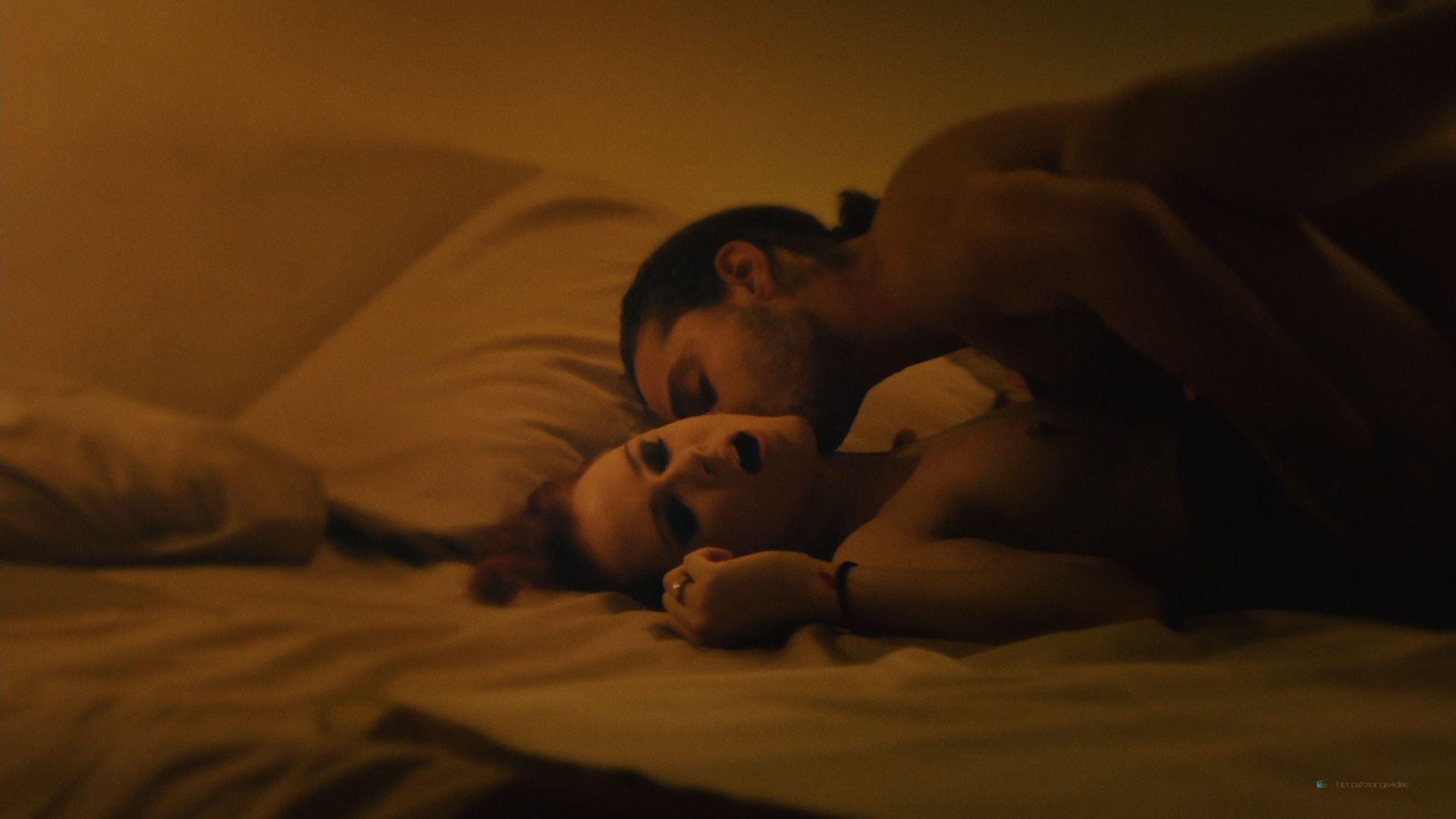 Evan Rachel Wood nude brief topless in sex scene - The Necessary Death of Charlie Countryman (2013) hd1080p BluRay (2)