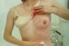 Kate Binchy nude topless - Stigma (UK-1977) (8)