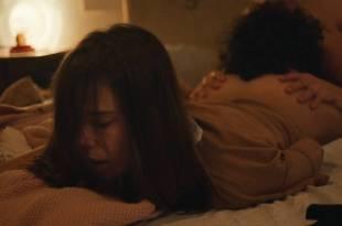 Laia Costa nude topless and sex Alia Shawkat nude lesbian – Duck Butter (2018) HD 1080p Web