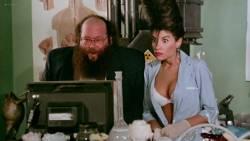 Leesa Rowland nude topless Trinity Loren and others nude too - Class of Nuke 'Em High Part II (1991) HD 720p (17)