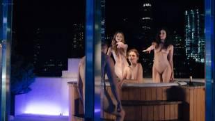 Maggie Siff sexy Valéry Lessard, Anna Tyson, Katelyn Pearce, Marion Dunn all nude - Billions (2018) s3e7 HD 1080p