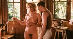 Monique van de Ven nude full frontal others nude too - Brandende liefde (NL-1983) (5)