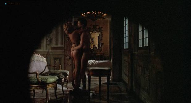 Chloe Webb nude butt and sex Stefania Casini nude full frontal- The Belly of an Architect (1987) HD 1080p (16)