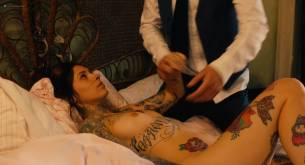 Christa Théret nude bush Laetitia Dosch nude topless - Gaspard Va Au Mariage (FR-2018) HD 1080p Web (3)