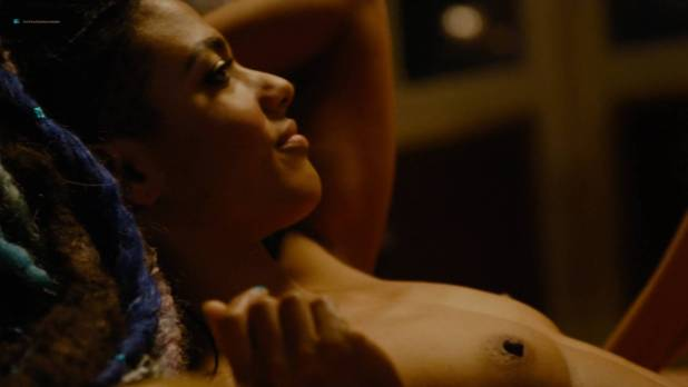 Doona Bae nude sex Jamie Clayton, Freema Agyeman and others nude too - Sense8 (2018) s2e12 HD 1080p (11)