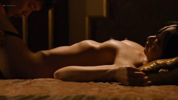 Doona Bae nude sex Jamie Clayton, Freema Agyeman and others nude too - Sense8 (2018) s2e12 HD 1080p (8)