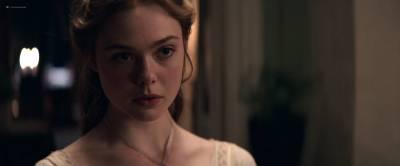 Elle Fanning hot Bel Powley sexy - Mary Shelley (2017) HD 1080p Web (12)