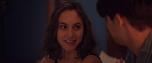 Madeline Weinstein nude nipple and sex Sophie Faulkenberry hot sex Alex Strangelove (2018) HD 1080p (8)