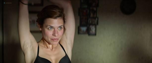Ana Ularu nude topless in sex scene - Siberia (2018) HD 1080p Web (14)