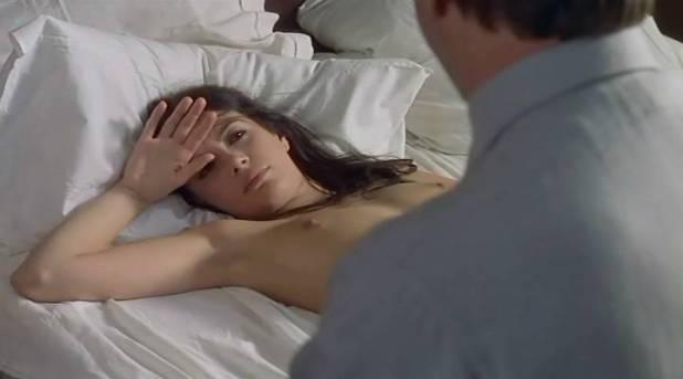 Carole Laure nude topless Marie Dubois and Fabienne Arel nude too - La menace (FR-1977) (8)