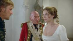 Elizabeth Hurley nude brief topless - Sharpe's Enemy (1994) HD 720p (10)