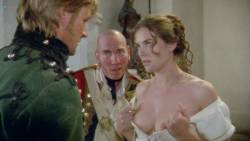 Elizabeth Hurley nude brief topless - Sharpe's Enemy (1994) HD 720p (7)