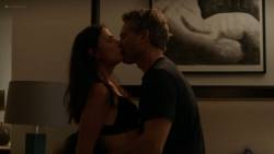 Emily Browning nude topless lesbian sex with Maura Tierney nude too - The Affair (2018) s4e7 HD 1080p (2)