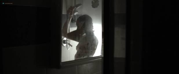 Holly Louise Mumford nude brief topless in shower- Ouija Seance - The Final Game (2018) HD 1080p (7)