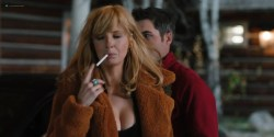 Kelly Reilly hot cleavage Barret Swatek sexy in lingerie - Yellowstone (2018) s1e5 HD 1080p (8)