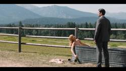 Kelly Reilly nude butt and boobs- Yellowstone (2018) s1e3 HD 1080p Web (11)