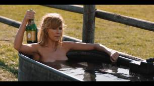 Kelly Reilly nude butt and boobs- Yellowstone (2018) s1e3 HD 1080p Web (8)