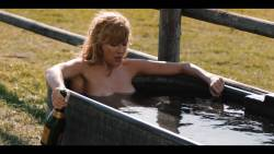Kelly Reilly nude butt and boobs- Yellowstone (2018) s1e3 HD 1080p Web (7)