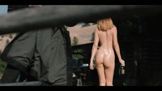 Kelly Reilly nude butt and boobs- Yellowstone (2018) s1e3 HD 1080p Web (4)