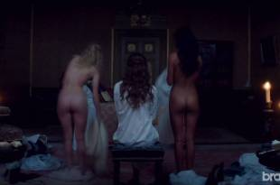 Lily Sullivan nude butt Samara Weaving and Madeleine Madden nude butt too – Picnic at Hanging Rock (2018) S01E03 HDTV 720p