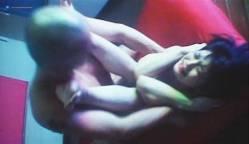 Mai Hoshino nude full frontal and explicit sex but censored- Shabondama Elegy (JP-1999) (7)