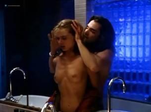 Maryam d'Abo nude topless and sex Natalie Radford nude bush - Tomcat: Dangerous Desires (1993) (12)