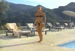 Nicollette Sheridan hot and sexy in bikini and some sex - Deceptions (1990) (9)