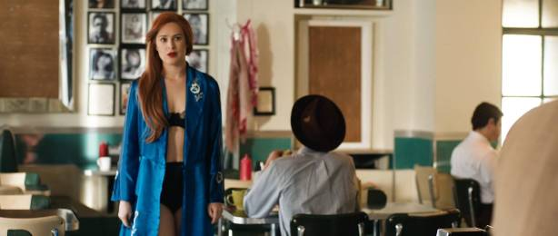 Rumer Willis hot and sexy in lingerie - Hello Again (2017) HD 1080p Web (4)