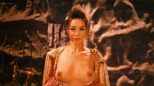 Yukiko Suo nude sex Leni Lan, Saori Hara, and others nude full frontal and lot of sex - Sex and Zen: Extreme Ecstasy 3D (HK-2011) HD 1080p BluRay (8)