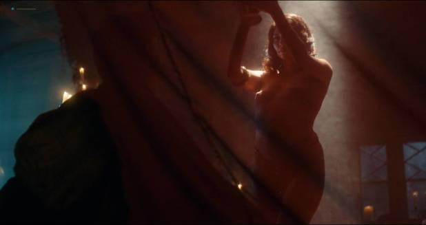Amara Zaragoza nude topless - Strange Angel (2018) s1e9 HD 1080p (7)