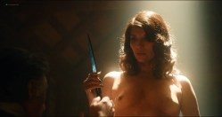 Amara Zaragoza nude topless - Strange Angel (2018) s1e9 HD 1080p (2)
