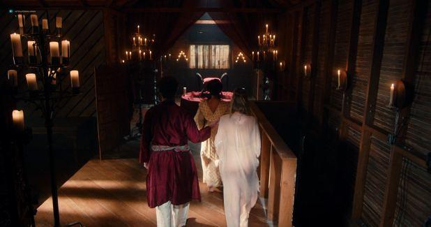 Bella Heathcote hot c-thru - Strange Angel (2018) s1e10 HD 1080p WEB (10)