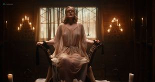 Bella Heathcote hot see through - Strange Angel (2018) s1e10 HD 1080p WEB
