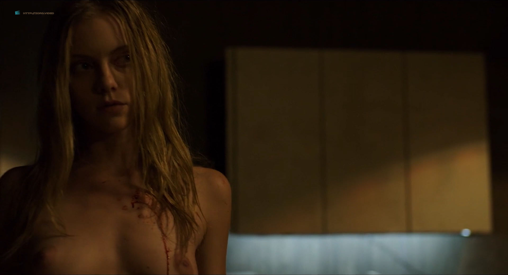 Elle Evans nude topless and hot sex - Muse (2017) HD 1080p Web (9)