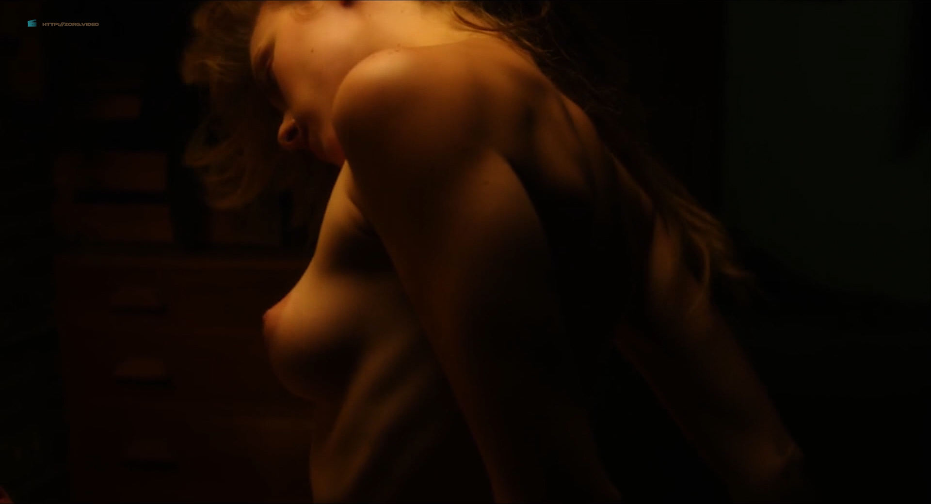Elle Evans nude topless and hot sex - Muse (2017) HD 1080p Web (3)