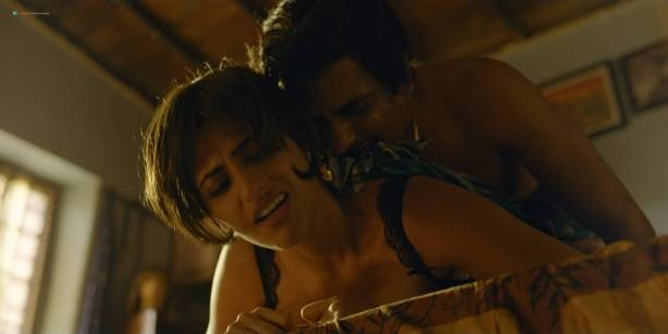Elnaaz Norouzi hot sex Rajshri Deshpande, Kubra Sait, and others sex and nude topless - Sacred Game (IN-2018) S1 HD 1080p (14)