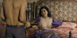 Elnaaz Norouzi hot sex Rajshri Deshpande, Kubra Sait, and others sex and nude topless - Sacred Game (IN-2018) S1 HD 1080p (5)
