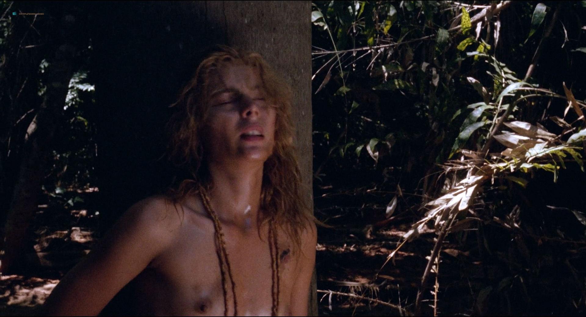 Elvire Audray nude Sara Fleszer, Jessica Bridges all nude full frontal - White Slave (IT-1985) HD 1080p BluRay (12)