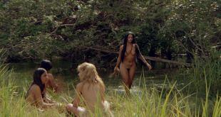 Elvire Audray nude Sara Fleszer, Jessica Bridges all nude full frontal - White Slave (IT-1985) HD 1080p BluRay (9)