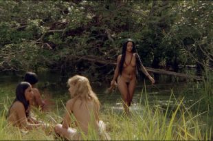 Elvire Audray nude Sara Fleszer, Jessica Bridges all nude full frontal - White Slave (IT-1985) HD 1080p BluRay (9)