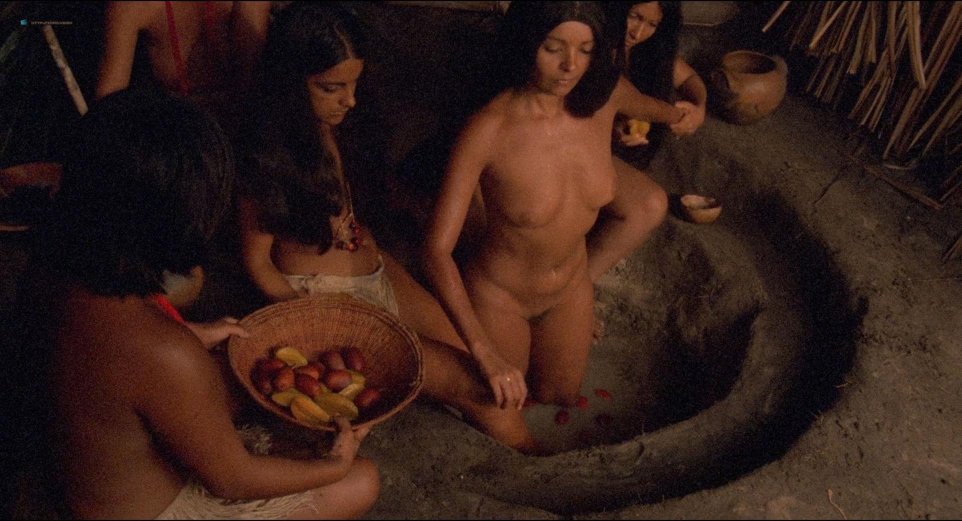 Elvire Audray nude Sara Fleszer, Jessica Bridges all nude full frontal - White Slave (IT-1985) HD 1080p BluRay (6)