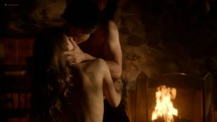 Lauren German hot sex and sexy - Happy Town (2010) S1 HD 1080p