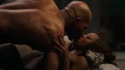 Naturi Naughton nude topless in sex scene Lela Loren nude boobs - Power (2018) s5e7 HD 1080p (10)