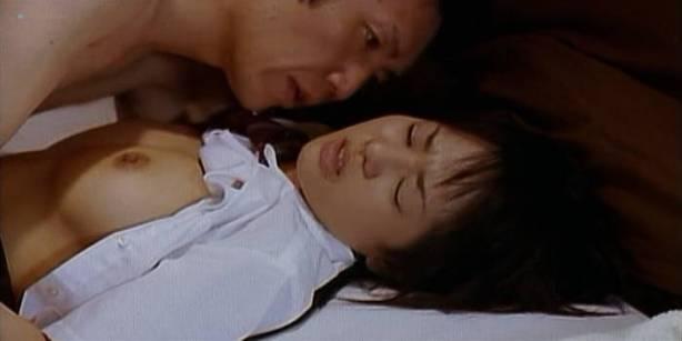 Sora Aoi nude and lot of sex Chiyoko Sakamachi nude too - Tsumugi (JP-2004) (14)