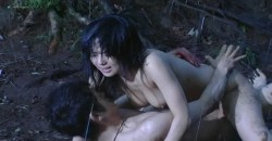 Sora Aoi nude topless butt and lot of sex - Legend of Siren Erotic Ghost (JP-2004) (4)