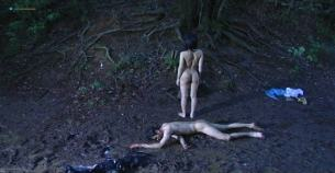 Sora Aoi nude topless butt and lot of sex - Legend of Siren Erotic Ghost (JP-2004) (2)