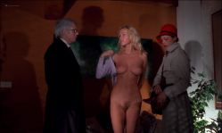 Brigitte Lahaie nude full frontal Dominique Journet, Cathy Stewart all nude and sex - The Night of the Hunted (FR-1980) HD 1080p (13)
